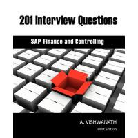 【预订】201 Interview Questions - SAP Finance and Controlling