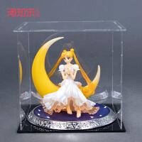 Q-美少女战士ZERO月亮女神摆件手办模型日本公仔动漫周边礼品 月亮女神