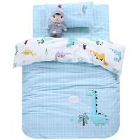 幼儿园被子三件套午睡全棉被套儿童被褥宝宝入园床品六件套专用夏 其它