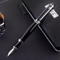 德国公爵D2钢笔 直尖铱金笔书法笔