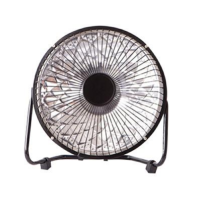 小太阳取暖器 迷你便携桌面小太阳取暖器办公家用学生暖身节能电暖器 黑色 8寸 4寸 6寸 8寸 根据需要选择尺寸和颜色