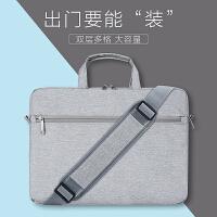 手提笔记本13电脑包15.6寸大容量游戏本男女生时尚手提保护套学生宿舍收纳袋