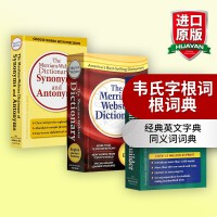 �f氏字根�~根�~典Merriam Webster's Vocabulary Builder同�x�~反�x�~字典�f小�G英文原版英