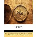 【预订】Statuti