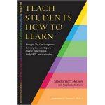 【预订】Teach Students How to Learn: Strategies You Can Incorpo