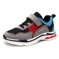 男童鞋儿童鞋子老爹运动鞋网面透气中大童休闲鞋