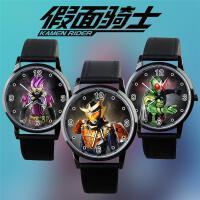 假面骑士周边EX-AID铠武Build龙骑Build空我Zi-o同款休闲时尚手表