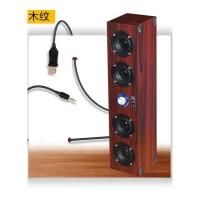 音� ��X�_式�C家用�P�本手�C通用USB有�影�迷你超重低音炮小音箱