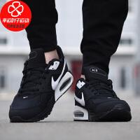 Nike/耐克男鞋新款低帮运动鞋舒适透气轻便AIR MAX气垫缓震跑步鞋580518-011