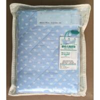 婴儿纱布裥棉隔尿垫70×90cm, 1条装 夹棉隔尿床垫抖音 大号