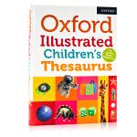 牛津图解儿童英语同义词字典Oxford Illustrated Children's Thesaurus 英文原版词典