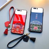 中国风华为P30手机壳P20pro保护p20硅胶套p20plus玻璃防摔P3Opro全包2020年鼠vog一al10本