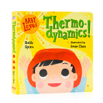 太阳和热力学 Baby Loves Thermodynamics! 英文原版Baby Loves Science 宝宝