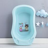 婴儿浴盆宝宝洗澡盆可坐躺通用儿童洗澡桶新生幼儿用品沐浴盆浴桶