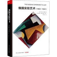 俄国实验艺术(1863-1922) 浙江人民美术出版社
