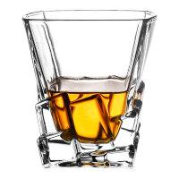 创意水晶玻璃威士忌杯洋酒杯古典杯酒杯杯子套装家用酒吧欧式酒具
