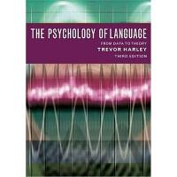 预订The Psychology of Language:From Data to Theory