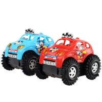 1 电动翻斗车 儿童车玩具特技车男女孩礼物玩具3SN4035 米奇翻斗车 1
