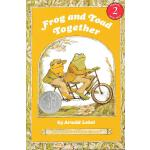 Frog and Toad Together (I Can Read,Level 2) 青蛙和蟾蜍在一起(纽伯瑞银奖)ISBN9780064440219