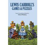 【预订】Lewis Carroll's Games and Puzzles