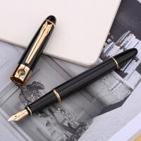 pimio毕加索钢笔14K金笔89慕尼黑爵士14K金笔尖男士女式商务办公*礼品墨水笔定制刻字