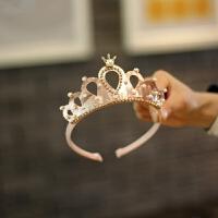 儿童发饰宝宝周岁生日超仙皇冠发箍婴幼儿发带公主可爱发箍头饰品