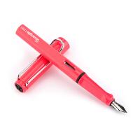 广博(GuangBo)钢笔/墨水笔/签字笔F笔尖 杜鹃红GB1091当当自营