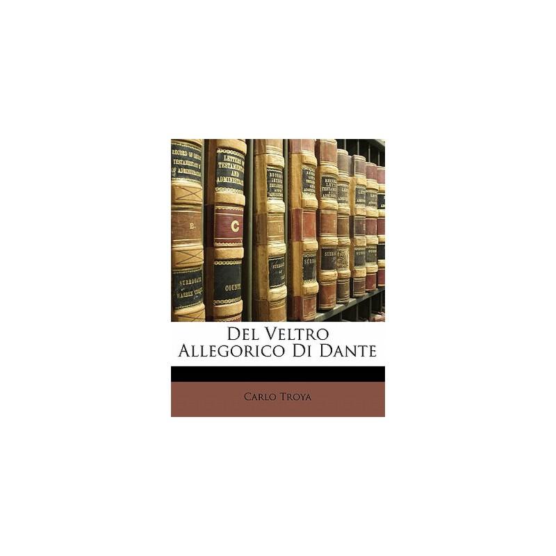 【预订】del Veltro Allegorico Di Dante 预订商品,需要1-3个月发货,非质量问题不接受退换货。