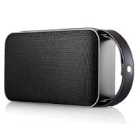 朗琴(ROYQUEEN)M650无线蓝牙音箱 2.1低音炮音响 HIFI级便携手提户外音响 电脑手机4.0音箱 魅惑黑
