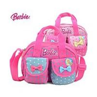 2013新款芭比幼儿手提包幼儿休闲斜跨包儿童可爱糖果包卡通包