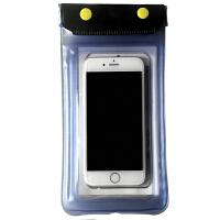 捷�N 水下拍照手机防水袋温泉游泳手机通用iphone6plus触屏包6s潜水套