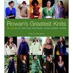 【预订】Rowan's Greatest Knits: 30 Years of Knitted Patterns fr