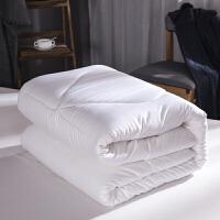 棉被冬被全棉加厚保暖纯棉花被子薄被子被芯单人双人垫被学生棉絮