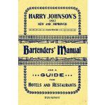 【预订】Harry Johnson's Bartenders Manual 1934 Reprint