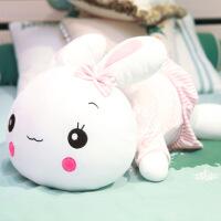 六一儿童节520可爱趴趴兔毛绒玩具兔子抱枕公仔女孩床上睡觉布娃娃玩偶生日礼物