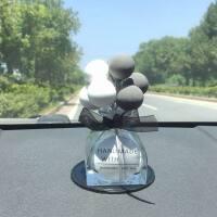 【品牌特惠】车内饰品摆件个性创意漂亮可爱气球汽车用品小车上装饰女车载香水