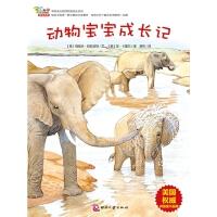 早早读动物博物馆绘本系列之 动物宝宝成长记