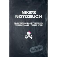��棰�璁���Nike's Notizbuch Dinge Die Du Nicht Verstehen W?rdest, A