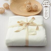 水洗棉纯棉床笠单件保护套床垫套子全棉床罩1.8m包席梦思罩子良品