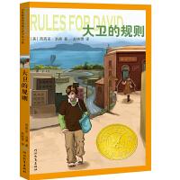 大卫的规则――启发精选纽伯瑞大奖少年小说