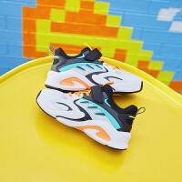 【到手价243】安踏儿童童鞋2021新款休闲时尚男中大童休闲运动鞋312128818