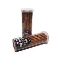 蓝果LG-40740原木色-2B铅笔 单桶销售(50支) 当当自营