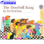 The Doorbell Rang 门铃又响了绘本 英文原版 汪培�E第2阶段 吴敏兰绘本123 第48本 张湘君推荐英