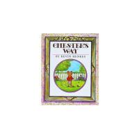 【11.11狂欢钜惠】英文原版绘本  Chester's Way  平装3-6岁