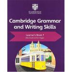 Cambridge Grammar and Writing Skills Learner's Book 7