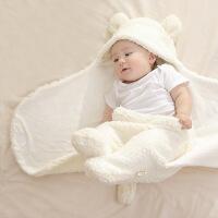 宝宝睡袋 防踢被婴儿抱被春秋宝宝包被夏季薄款秋冬加厚新生儿用品初生被子wk-67