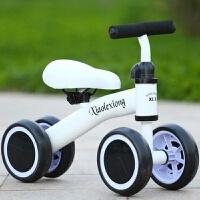 儿童扭扭车滑行车宝宝学步车1-3岁静音轮溜溜车婴儿助�i车平衡车2