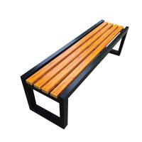 鑫华旦长条椅HD-099 户外椅 公园椅 条椅 条凳