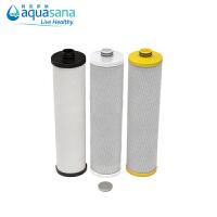 美国阿克萨纳/aquasana AQ-5300A家用净水器更换滤芯 3支装