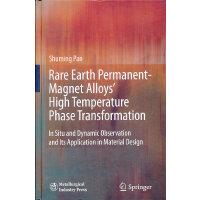 (英文版国内版)稀土永磁合金高温相变:原位动态观察及在材料设计中的应用